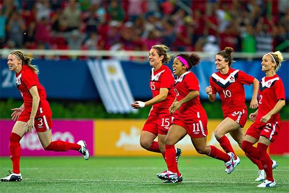 Canada femminile giochi panamericani 2011