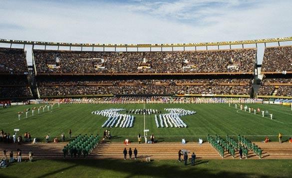 Cerimonia inaugurazione mondiali 1978