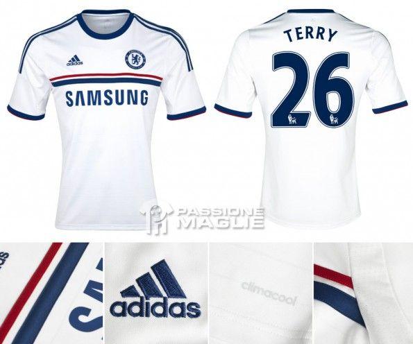 Seconda maglia Chelsea 2013-2014