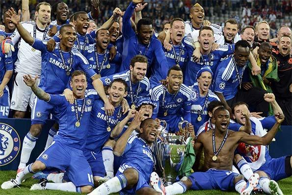 Vittoria Chelsea Champions League 2011-2012