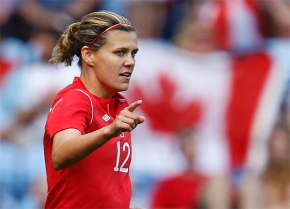 Christine Sinclair Canada