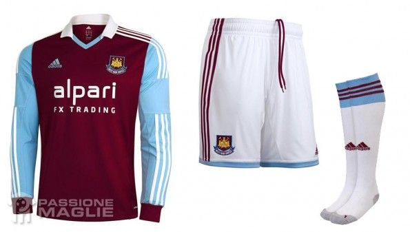Completo West Ham 2013-2014