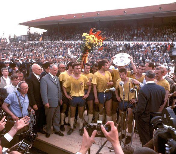 Eintracht Braunschweig vincitore Bundesliga 1966-1967