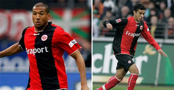 Maglia Eintracht Francoforte 2007-2009