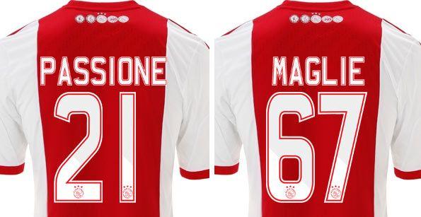 Font nome numeri Ajax 2013-14