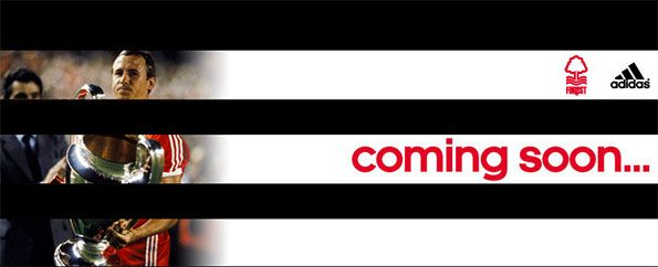 Adidas sponsor tecnico Nottingham Forest