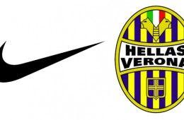 Nike sponsor tecnico Hellas Verona