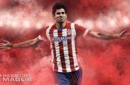 Kit Atletico Madrid home 2013-2014