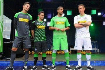 Kit Borussia Monchengladbach 2013-2014 Kappa