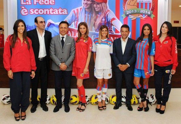 Kit Catania 2013-2014 Givova