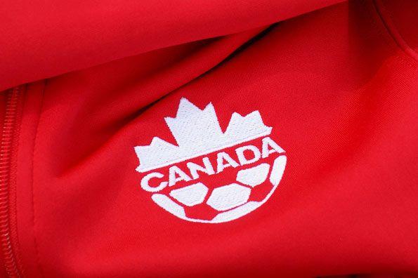 Logo Canada Soccer