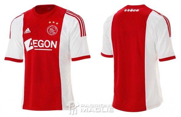 Maglia Ajax 2013-2014 Adidas