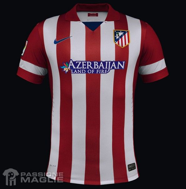 Maglia Atletico Madrid 2013-2014 Nike
