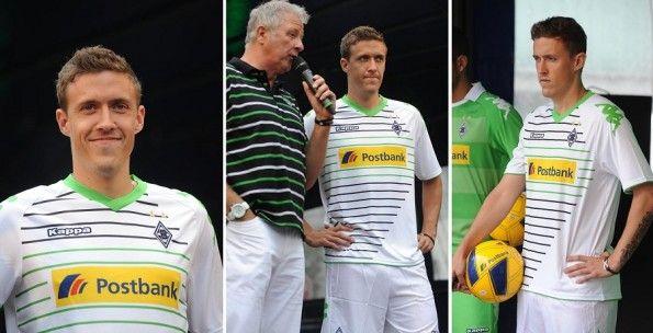 Maglia Borussia Monchengladbach 2013-2014