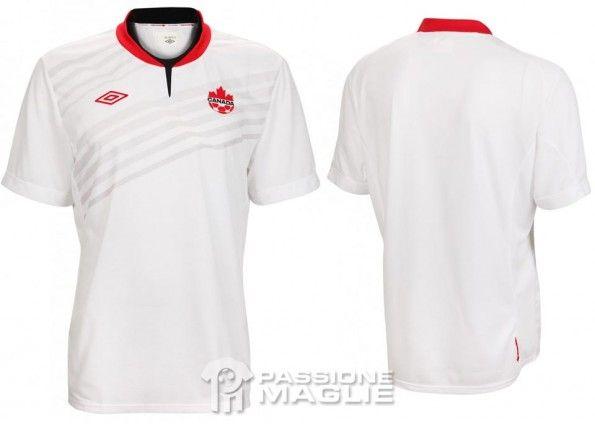 Seconda maglia Canada 2013-2014
