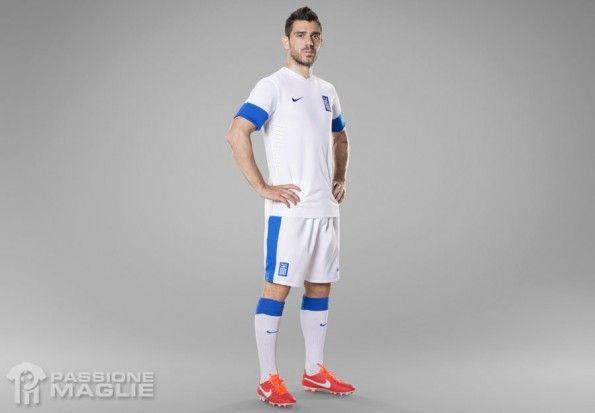 Maglia Grecia 2013-2014 Nike