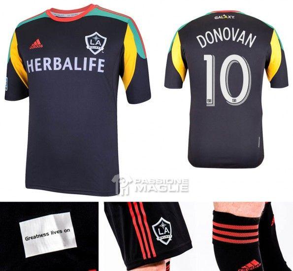 Terza maglia Los Angeles Galaxy 2013 adidas