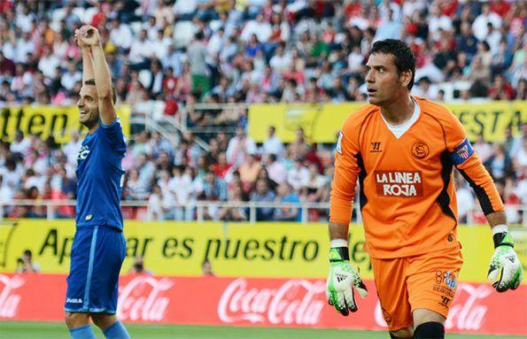 Maglia portiere Sevilla Warrior 2013-14