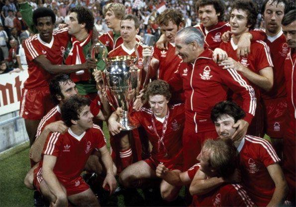 Nottingham Forest coppa dei campioni 1979