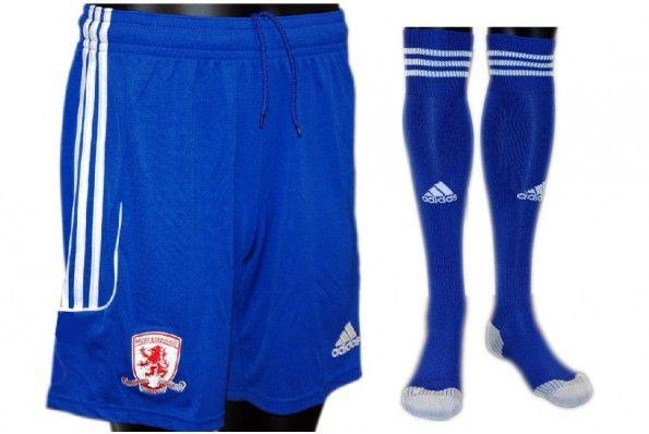 Calzoncini calzettoni trasferta Middlesbrough 2013-2014