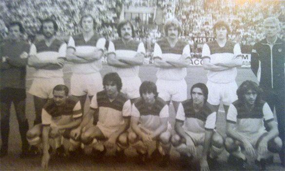 Pisa-Catania 1981-1982