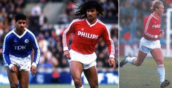 PSV negli anni 80