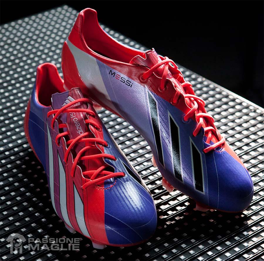 Scarpe F50 Messi purple Adidas
