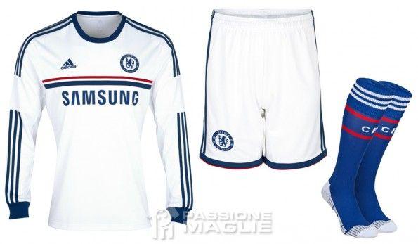 Chelsea maglia trasferta 2013-2014