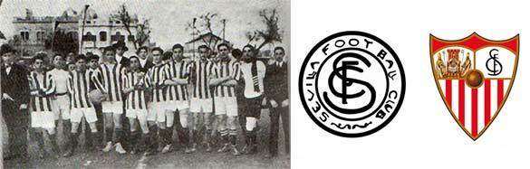 Formazione Siviglia 1913