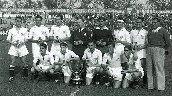 Siviglia 1945-1946