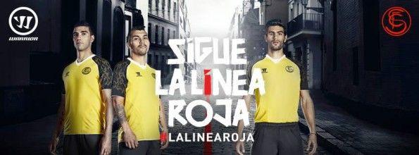 Siviglia third kit 2013-2014