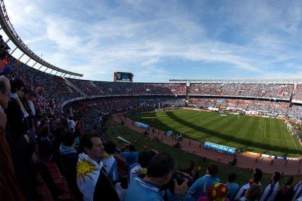 Lo stadio El Monumental di Buenos Aires