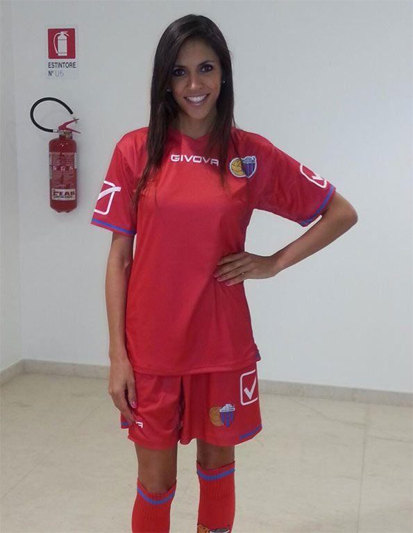 Terza maglia Catania 2013-2014 Givova