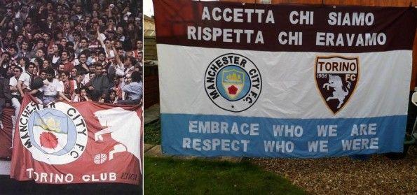 Legame Torino Manchester City