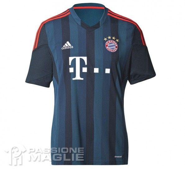 Maglia Bayern Monaco Champions League 2013-14