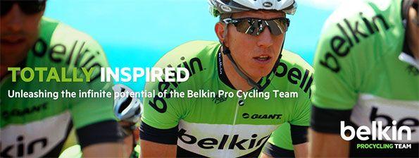 Team Belkin ciclismo