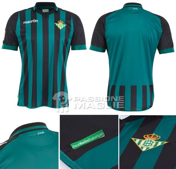 Seconda maglia Betis 2013-2014
