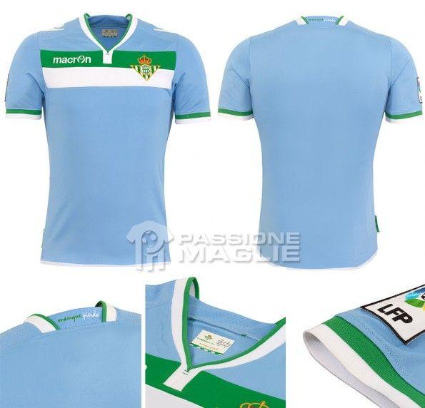 Terza maglia Betis 2013-2014