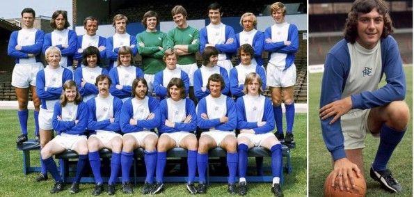 "Storica ""penguin shirt"" Birmingham City anni 70"
