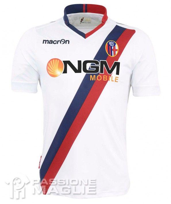 Seconda maglia Bologna 2013-2014