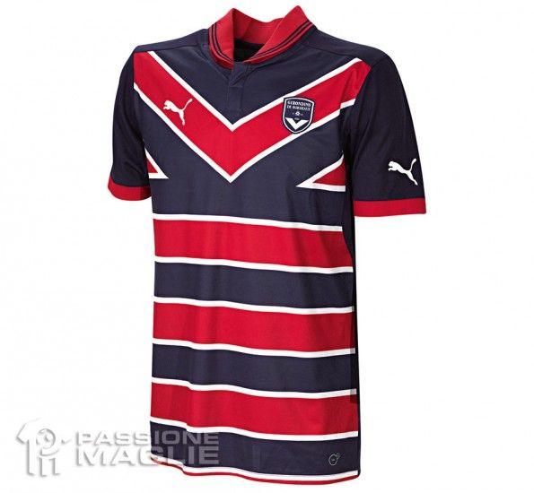 Terza maglia Coppe Bordeaux 2013-2014