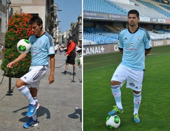 Camiseta Celta Vigo 2013-2014