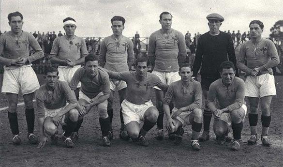 Celta Vigo anni 30-40