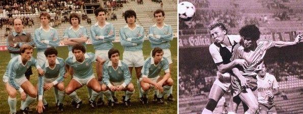 Celta Vigo anni '80