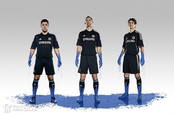 Chelsea third kit 2013-2014 adidas