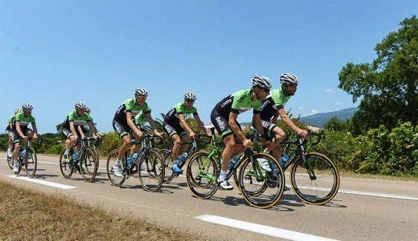 Corridori Belkin Team 2013