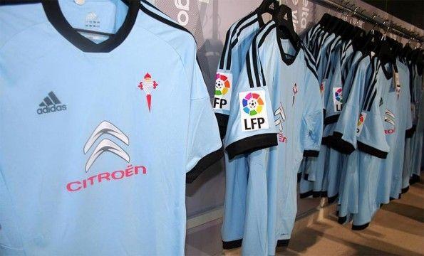 Divisa Celta Vigo 2013-14