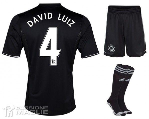 Pantaloncini calzettoni Chelsea third 2013-14