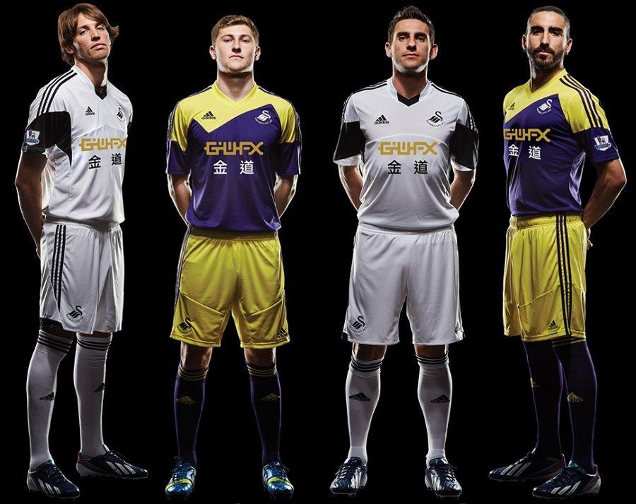 Kit Swansea City 2013-2014