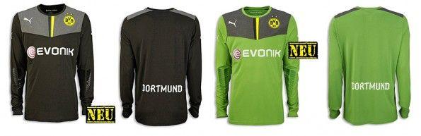 Divise portiere away Borussia Dortmund 2013-14